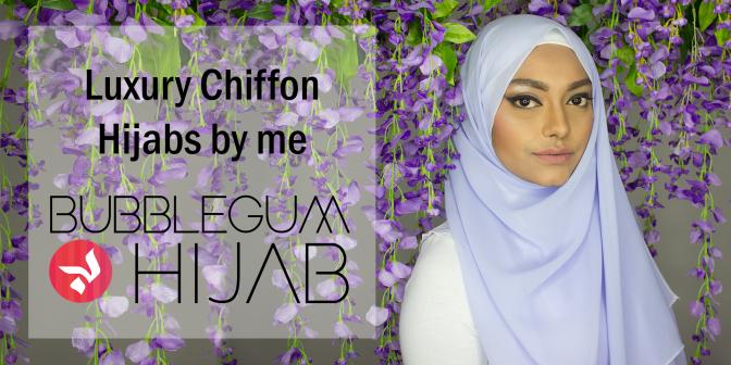 Luxury Soft Plain Chiffon Hijabs