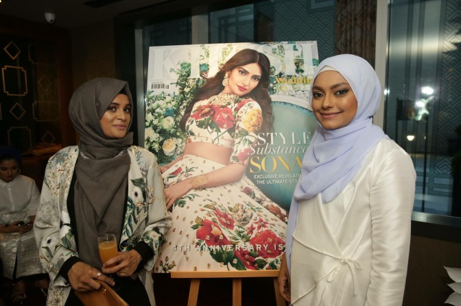 Khush Wedding magazine's 4th Anniversary Launch Party