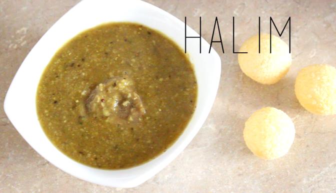Ramadan Recipe: Haleem